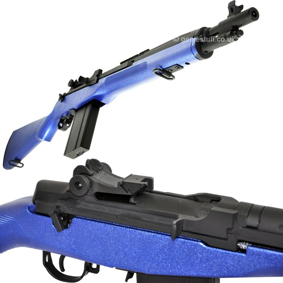 CYMA CM032A M14 Airsoft Rifle AEG with Battery & Charger
